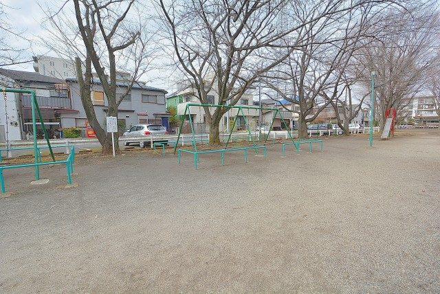 給田西住宅 敷地内公園