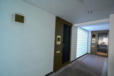 ソフィア高輪 内廊下