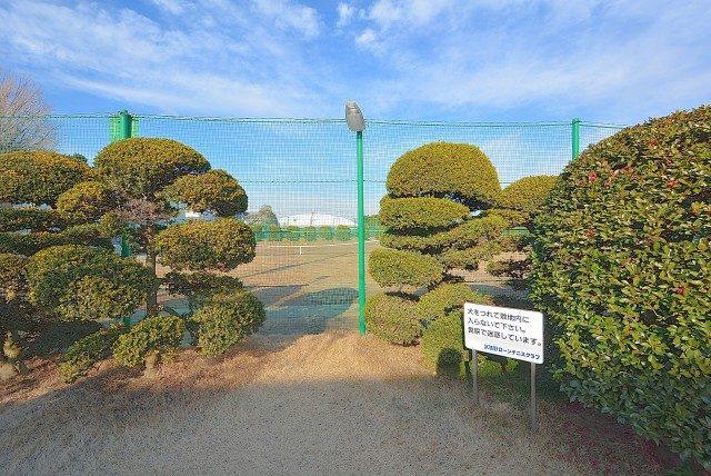 武蔵野ドームテニススクール