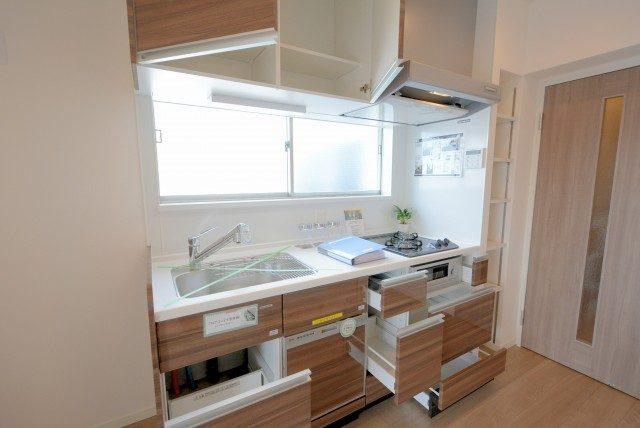おおとりスカイホーム キッチン