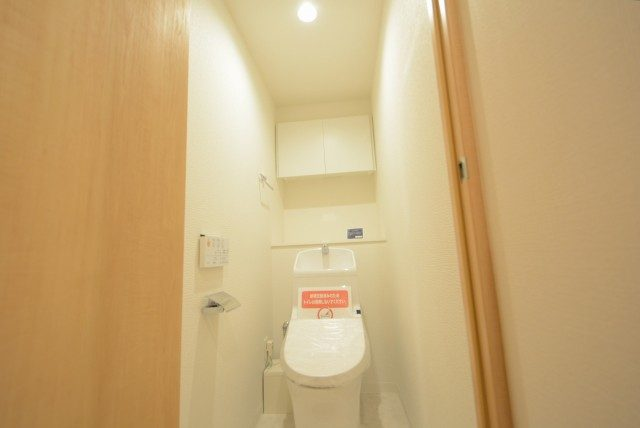 南六郷ビューハイツ トイレ