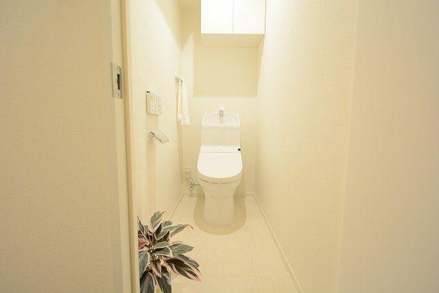 大森海岸パークハウス トイレ