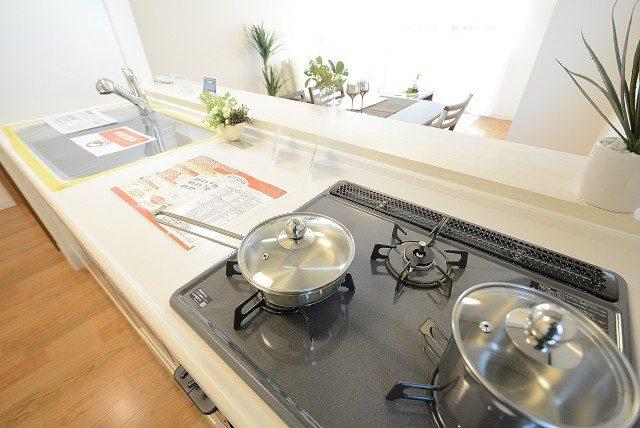 グランベル上野の杜 キッチン