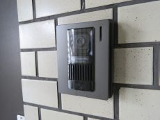 藤和三軒茶屋コープ TVモニター付きインターホン