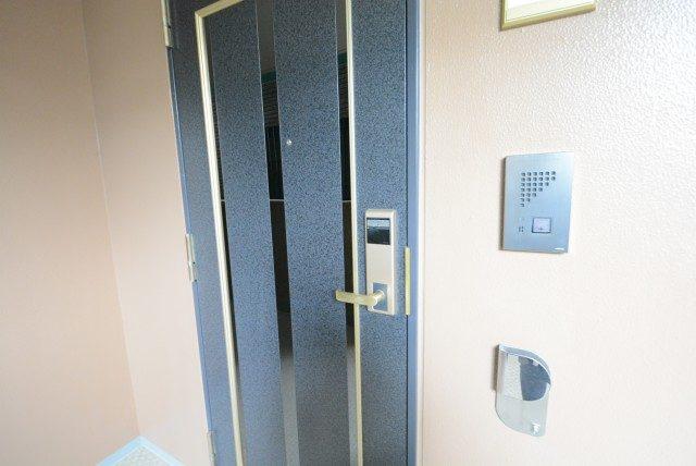 新宿御苑サニーコート (13)玄関