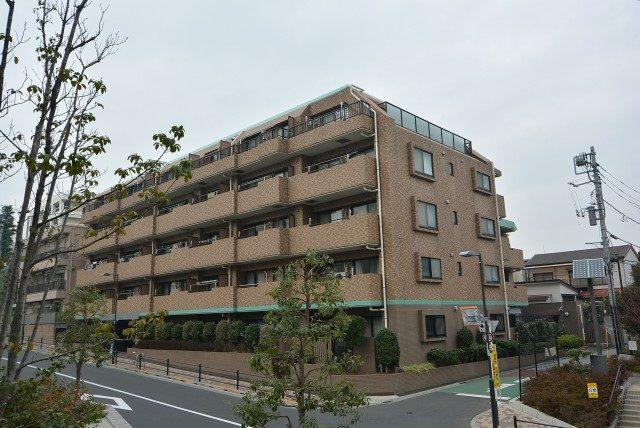 新宿御苑サニーコート