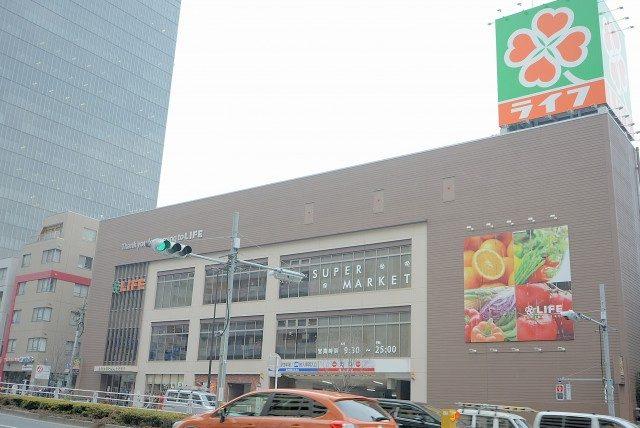 中野坂上駅周辺 (10)スーパー