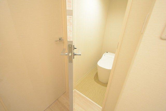 上高井戸第二ハイホーム トイレ
