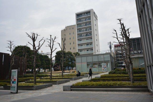 中野坂上駅周辺 駅