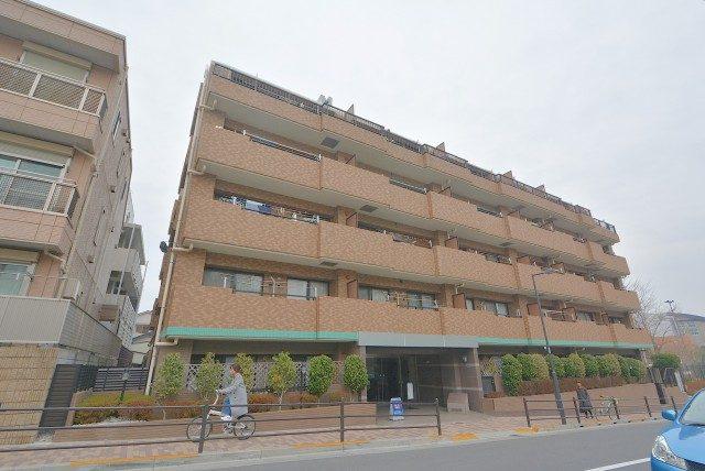新宿御苑サニーコート 外観