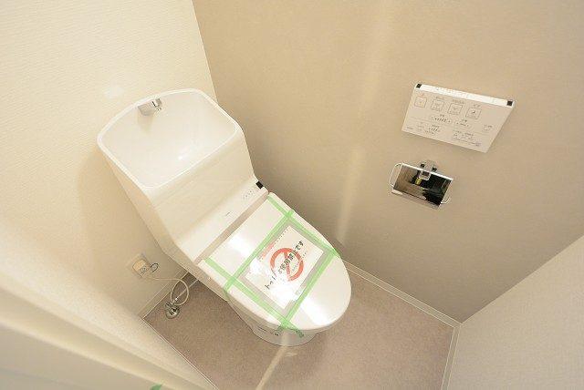 グランドメゾン碑文谷 トイレ