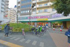 シティハウス新宿柏木 近所