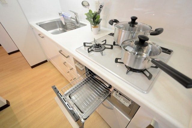 グラーサ駒沢大学 キッチン