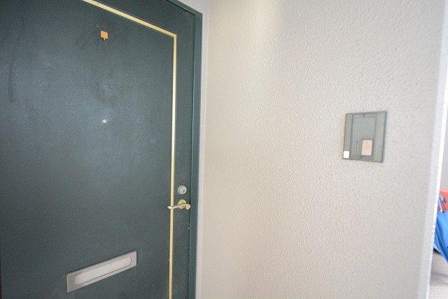 エクセル馬込 玄関