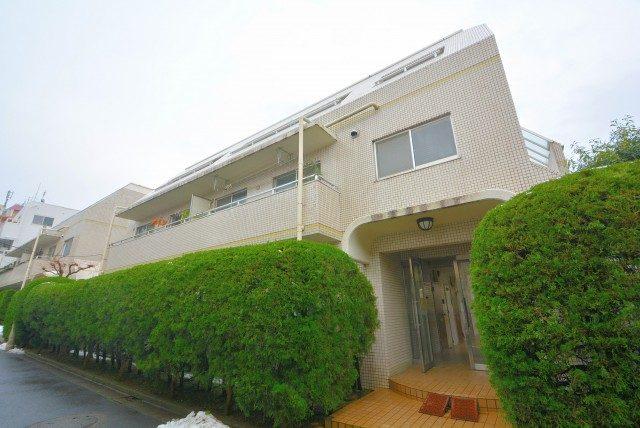 渋谷本町オリエントコートⅡ 外観