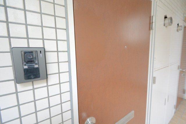 渋谷本町オリエントコートⅡ 玄関