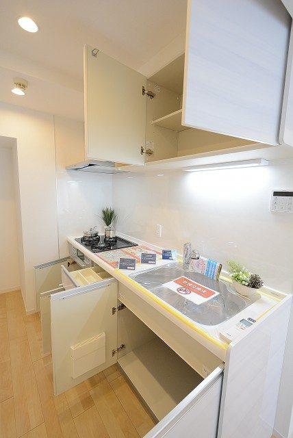 NICハイム亀戸 キッチン