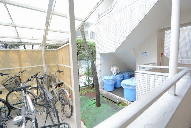 渋谷本町オリエントコートⅡ エントランス