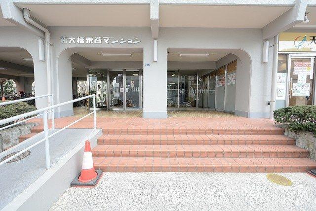 新大橋永谷マンション エントランス