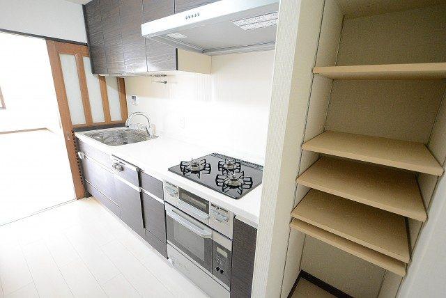 上北沢テラス キッチン
