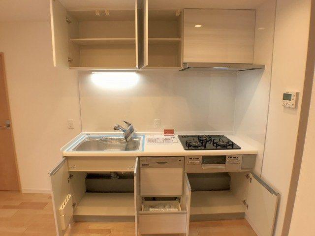 カーサ田原町 キッチン