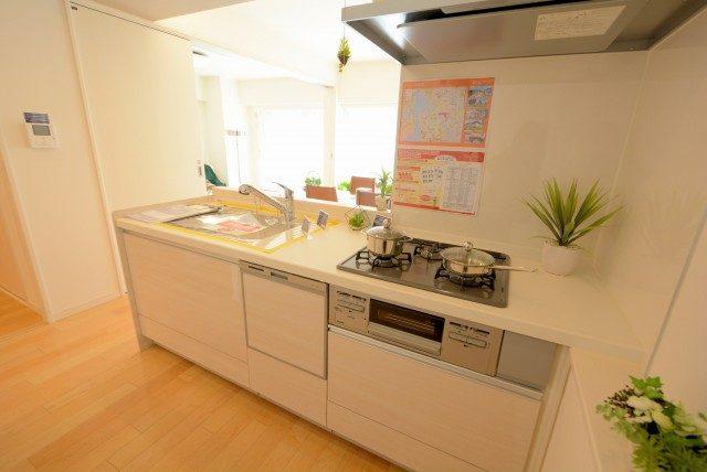 ファミール浜園 6 キッチン