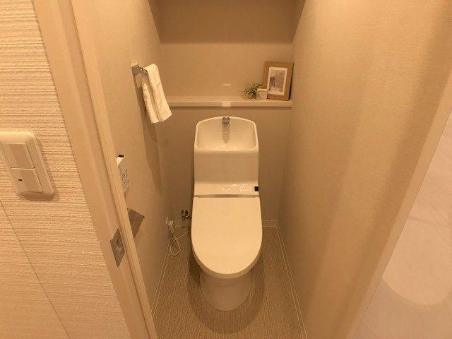 両国石原パ―クホームズ トイレ