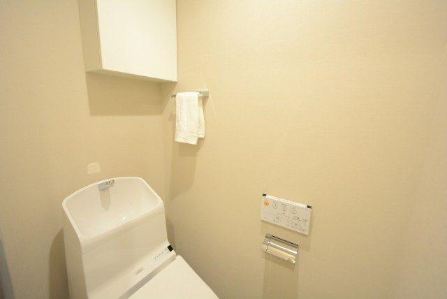シャトレー幡ヶ谷 トイレ