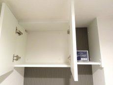 メガロン大森 トイレ吊戸棚