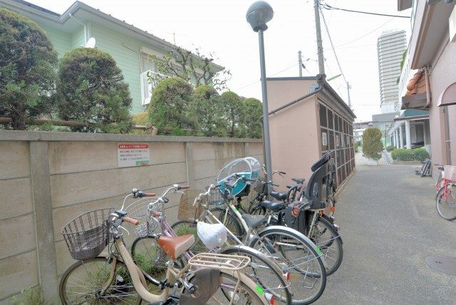 グリーンマンション駒沢 外観