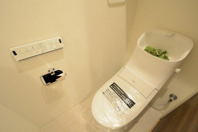 サンライズ上馬マンション トイレ