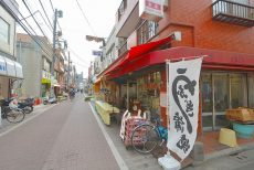 大島 中の橋商店街