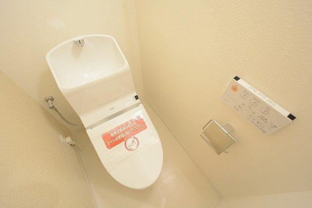 NICハイム亀戸 トイレ