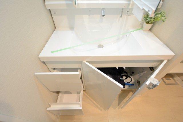 シティコープ豊洲 洗面室