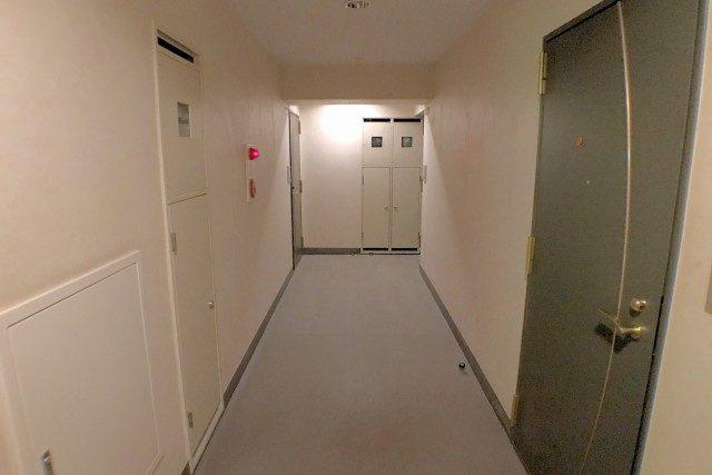 カインドステージ 内廊下