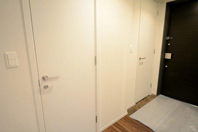 パークコート神宮前 トイレ