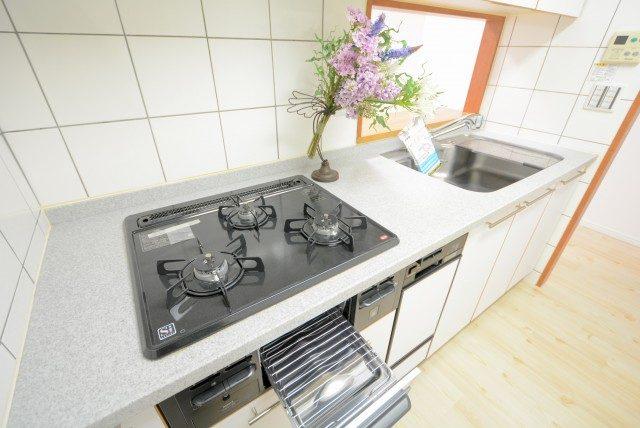 サンウッド新宿戸山フラッツ キッチン