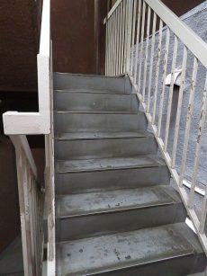 ノア渋谷パートⅡ 共用階段