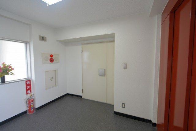 本郷サンハイツ9 外廊下
