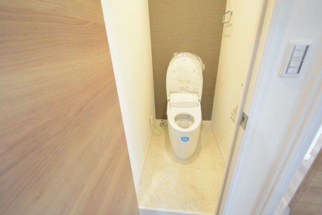 パラスト下目黒_4 トイレ