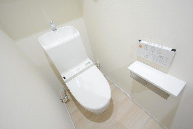 パシフィック早稲田 トイレ