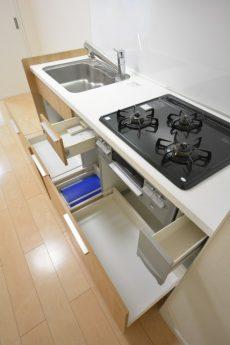 ピロティ五反田 キッチン