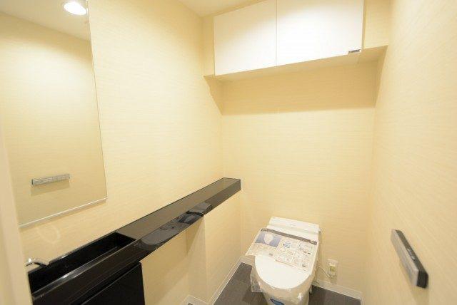 ディアナコート高輪 トイレ