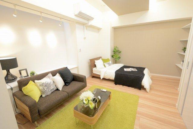 グローリア初穂音羽 bedroom