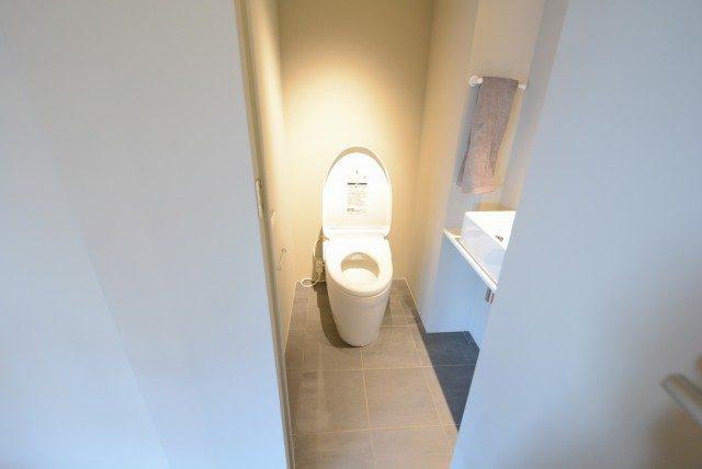 イトーピア渋谷桜ヶ丘トイレ