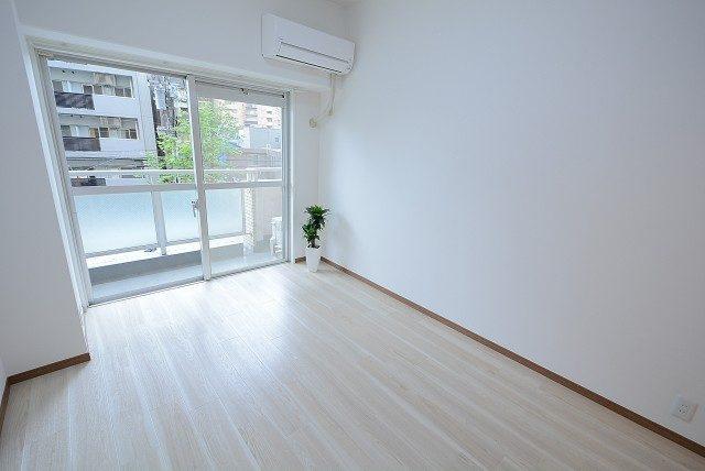 朝日白山マンション LD~洋室
