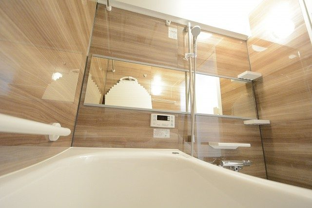 砧公園ヒミコマンション 浴室