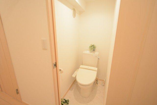 自由ヶ丘フラワーマンション トイレ