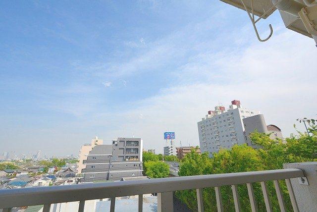パールハイツ桜上水 (28)バルコイ-