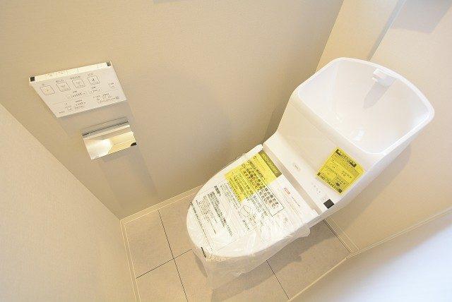目白台コーポ トイレ